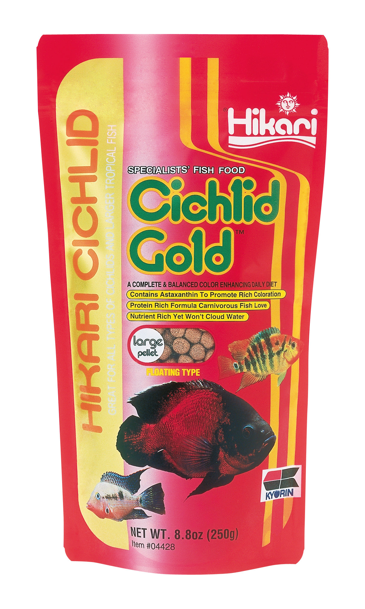 other great tropical fish foods Archives - Hikari Sales USA