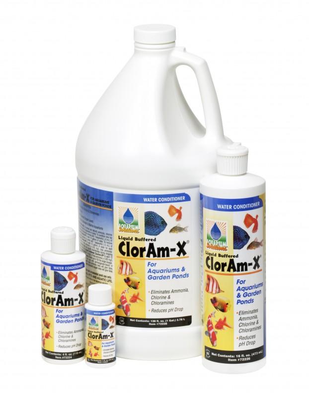 Aquarium Solutions ClorAm-X Water Conditioner
