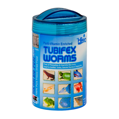 FD Tubifex Worms