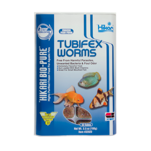Tubifex Worms