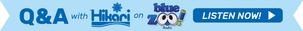 Q&A with Hikari on BlueZoo Radio, Listen Now!